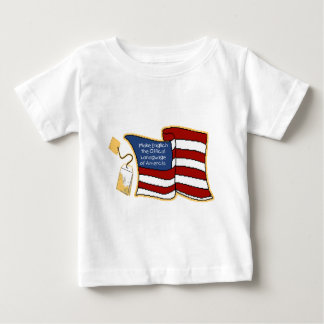 Englich Baby T-Shirt
