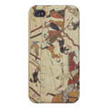 English and French soldiers iPhone 4/4S Cover