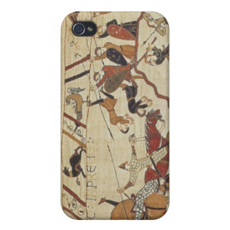 English and French soldiers Covers For iPhone 4
