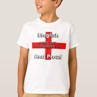 English and Proud - Kids T-Shirt