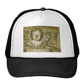 English Angel Mesh Hat
