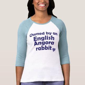 English Angora rabbit shirt