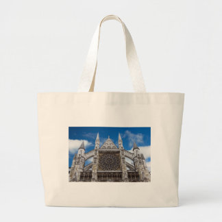 English architecture large tote bag