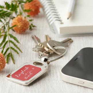 English At Heart Keyring, England Keychain