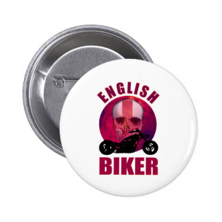 Bikersrus.com English Biker Skull Chop