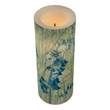mindgoop English Bluebells flameless candle