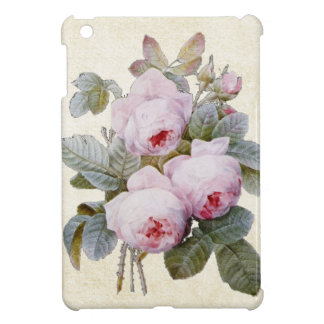 English Bourbon Rose Bouquet by Redoute iPad Mini Cover