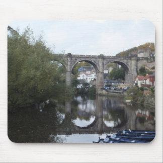English Bridge Mouse Pad