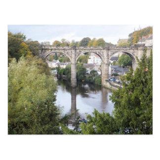 English Bridge Postcard