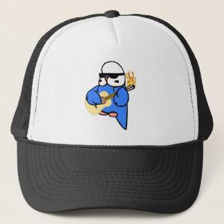 English Budgie Unplugged Trucker Hat
