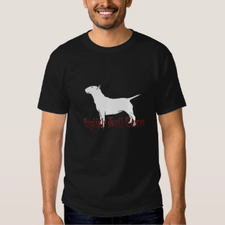 English Bull Terrier Products T-Shirt