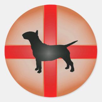 English Bull Terrier Sticker