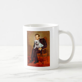 English Bulldog 9 - Lincoln Coffee Mug