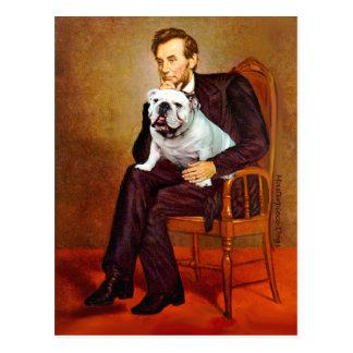 English Bulldog 9 - Lincoln Postcards