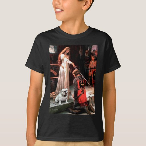 English Bulldog 9 - The Accolade T-Shirt