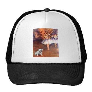 English Bulldog 9 - Two Dancers Trucker Hat