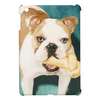 "English Bulldog ""Adagio"" iPad Mini Covers"