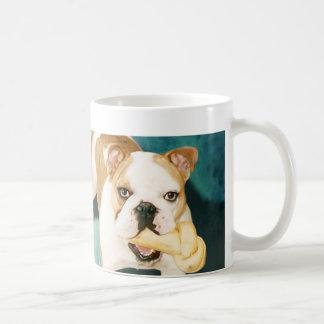 """English Bulldog """"Adagio"""" Mug"""