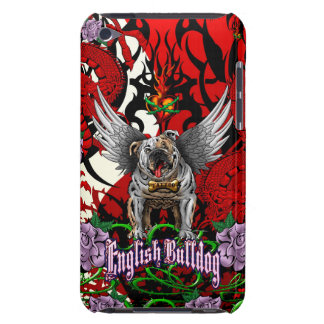 English Bulldog Barely There iPod Cover
