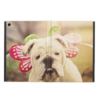 English Bulldog Butterfly iPad Air Case