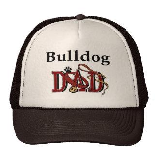 English Bulldog Dad Gifts Trucker Hat