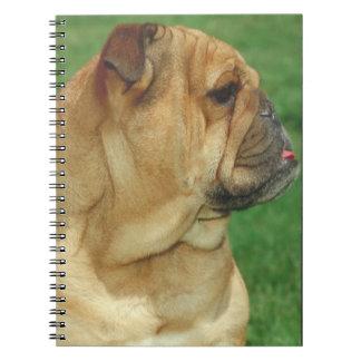 English Bulldog Dog Notebook