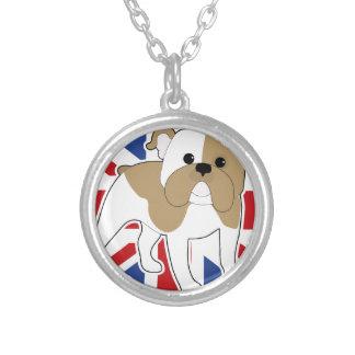 English Bulldog Flag Jewelry