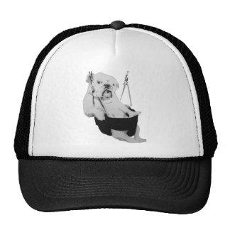 English Bulldog Funny Clothing Trucker Hat