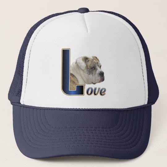 English Bulldog Gifts Trucker Hat