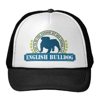 English Bulldog Hat