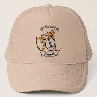 English Bulldog IAAM Trucker Hat