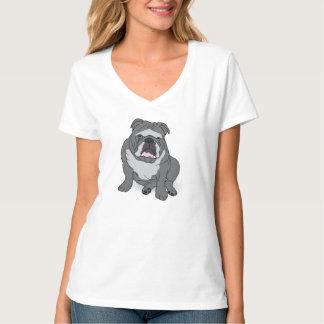 English Bulldog Illustration shirt