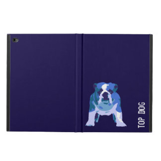 English Bulldog iPad case