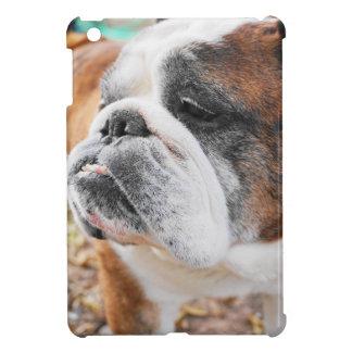 English Bulldog iPad Mini Cover