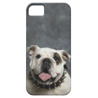English Bulldog iPhone 5/5S, Barely There Case iPhone 5 Covers