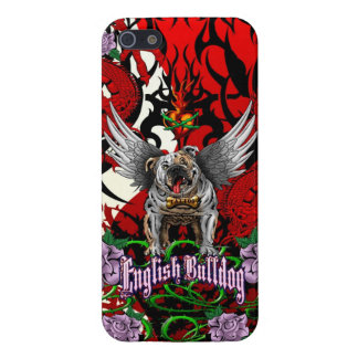English Bulldog iPhone SE/5/5s Case