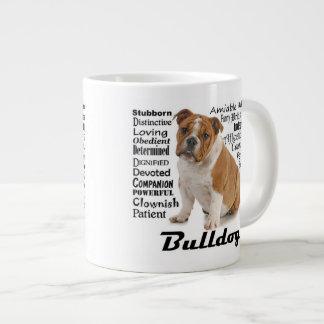 English Bulldog Jumbo Mug