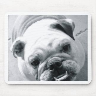 English Bulldog Mouse Pad
