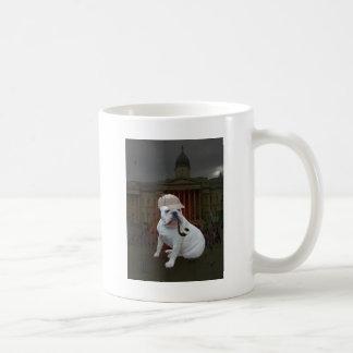 English Bulldog Classic White Coffee Mug