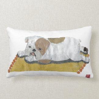 English Bulldog Pillow