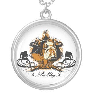 English Bulldog Projekt Dog Necklace