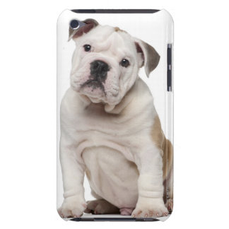 English bulldog puppy (2 months old) Case-Mate iPod touch case