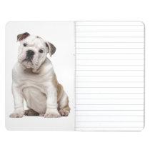 English bulldog puppy (2 months old) journal