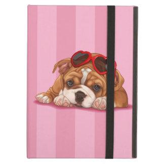 English Bulldog Puppy iPad Air Cover