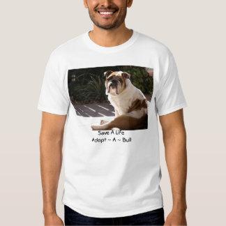 English Bulldog Rescue Network - Customized Shirt