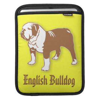 English Bulldog Sleeve For iPads