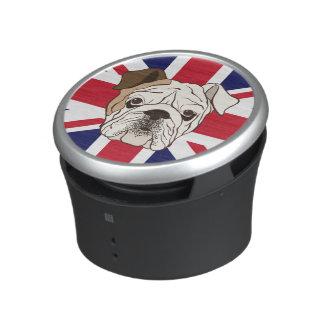 English Bulldog & Union Jack Portable Speaker