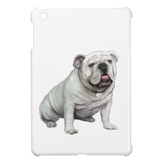 English Bulldog - White 1 iPad Mini Cases