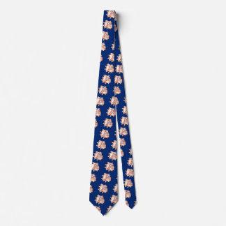 English Bulldog with Collar Neck Tie