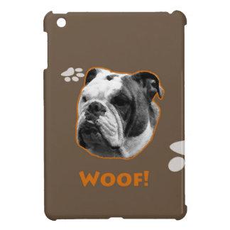 English Bulldog Woof Case For The iPad Mini